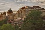 Отель Hotel Bellevue Palace Bern