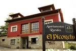Апартаменты Apartamentos Rurales El Picoretu