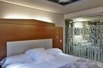 Отель Hotel Sancho Abarca