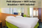 Отель ibis Styles Angers Centre Gare (ex all seasons)