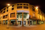 Отель Gran Hotel Ciudad de Barbastro