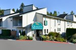 Отель Quality Inn And Suites Vancouver
