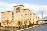 Отель Comfort Suites Lombard O'Hare