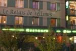 Отель Logis Le Relais de Vellinus