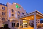 Отель Holiday Inn Express Boston/Milford Hotel