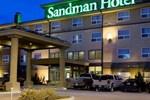 Отель Sandman Hotel Saskatoon