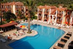 Отель Akdeniz Beach
