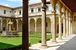 Отель Hotel Monasterio de San Clodio