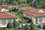 Отель Radisson Blu Park Hotel & Conference Centre