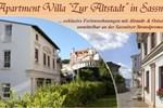 Apartment Villa Zur Altstadt Sassnitz