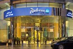 Отель Radisson Blu Hotel, Dubai Media City