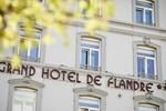 Отель Grand Hotel de Flandre