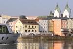 Отель Altstadt-Hotel Passau
