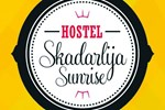 Хостел Hostel and Apartments Skadarlija Sunrise