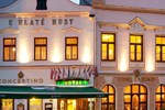 Отель Hotel Concertino Zlatá Husa