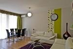 Апартаменты Corvin Lux Aparthotel
