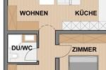 Апартаменты Ferienhaus Elisabeth