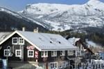 Апартаменты Hemsedal Cafe Skiers Lodge