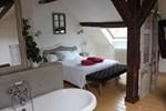 Мини-отель Les Logis d'Orléans Chambres d'Hôtes