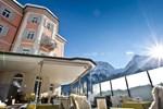 Отель Hotel Belvedere Scuol