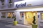 Отель Kyriad Saumur Centre