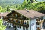 Отель Hotel garni Wimbachklamm