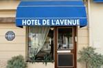 Отель Hôtel de l'Avenue