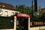Отель Hôtel De Troyes
