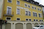 Отель Hotel Alter Kranen