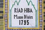 Отель Riad Hiba