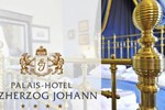 Отель Palais Hotel Erzherzog Johann