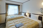 Отель Toyoko Inn Tokushima Ekimae