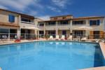 Отель Hotel Le Bleu Marine