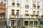 Отель Hotel Villa am Kurpark