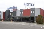 Отель Hotel Balladins Rouen Val de Reuil