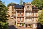 Отель Hotel Bergfried & Schönblick