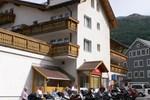 Отель Alpenhotel Schlüssel