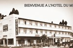 Отель Hôtel du Midi Bord de Plage