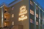 Отель Hotel Admiral am Kurpark