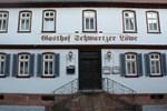 Отель Hotel Schwartzer Löwe