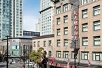 Отель Ramada Limited Downtown Vancouver