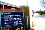 Отель Helsingør Camping & Cottages Grønnehave