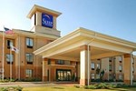 Отель Sleep Inn & Suites