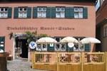Отель Dinkelsbühler Kunst-Stuben