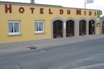 Отель Hotel Du Midi