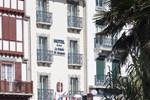 Отель Qualys-Hotel Le Relais Saint Jacques