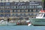 Отель Hôtel Le Goyen