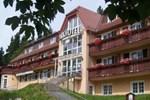 Отель Parkhotel Bad Brambach