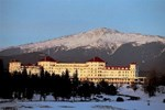 Отель The Lodge at Bretton Woods