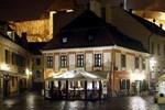 Отель Hotel Senator-Ház Eger